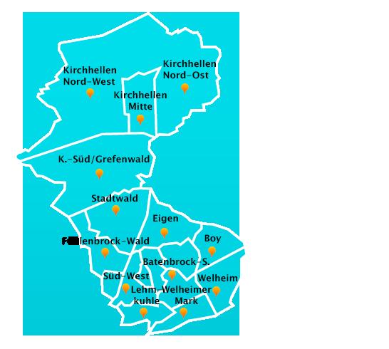 Gartenpflege-Touren in Bottrop